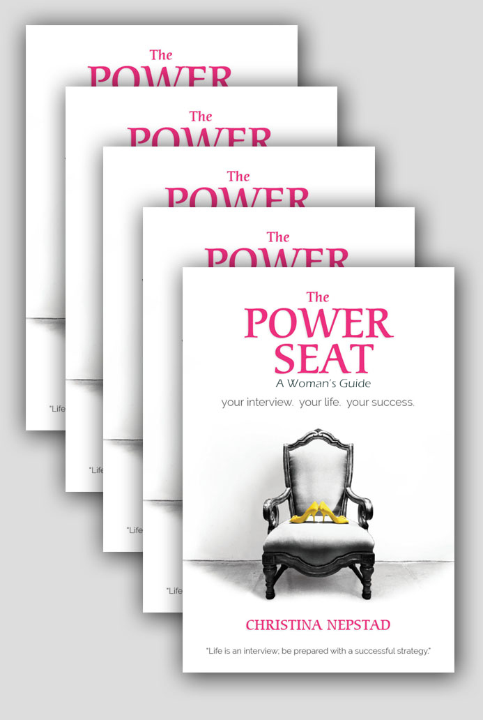 The Power Seat Friends and Family 5 Pack